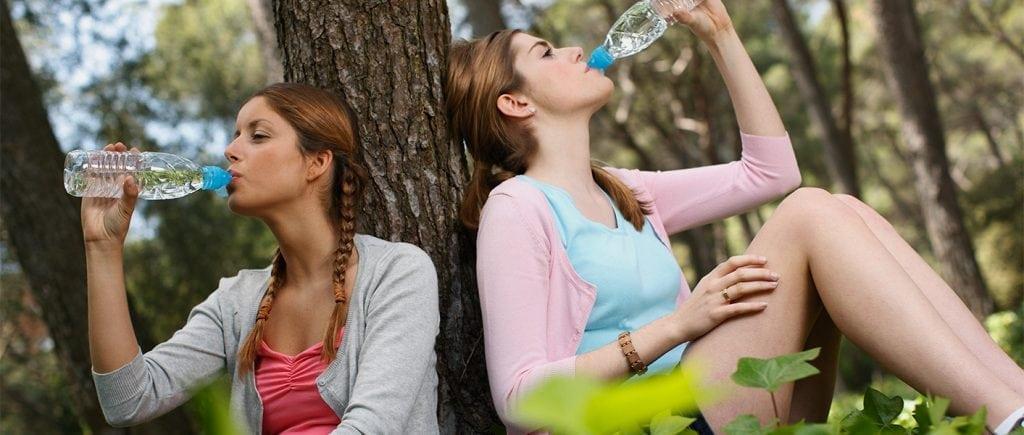 acqua per adolescenti