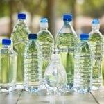 Come si conserva l'acqua in bottiglia