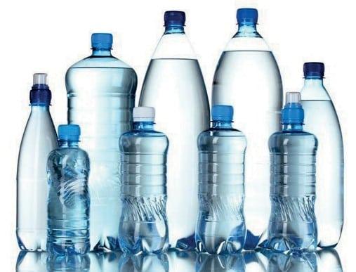 contenitori per l'acqua