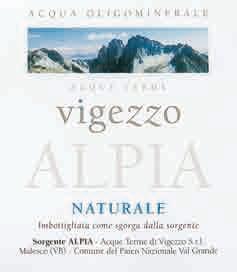 Acqua Alpia