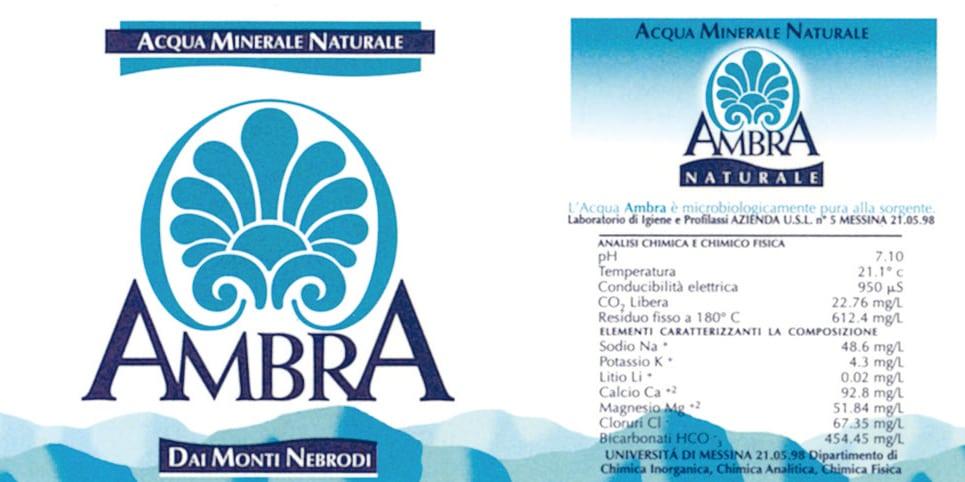 Acqua Ambra