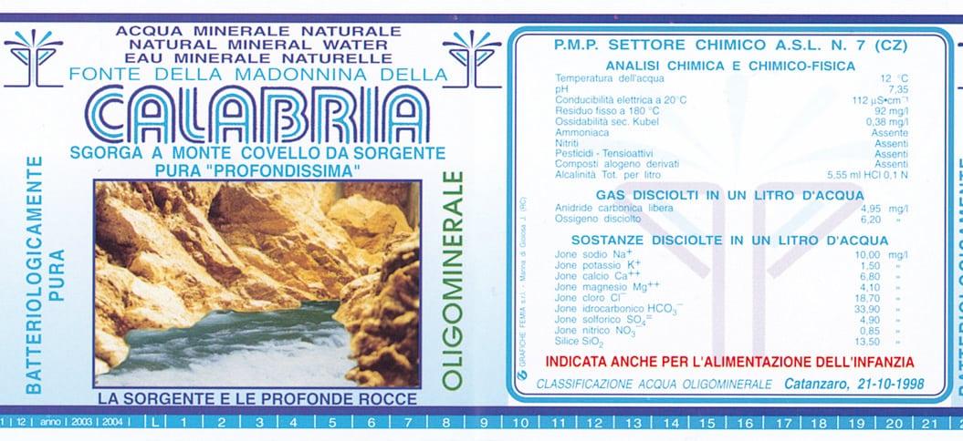 Acqua Calabria