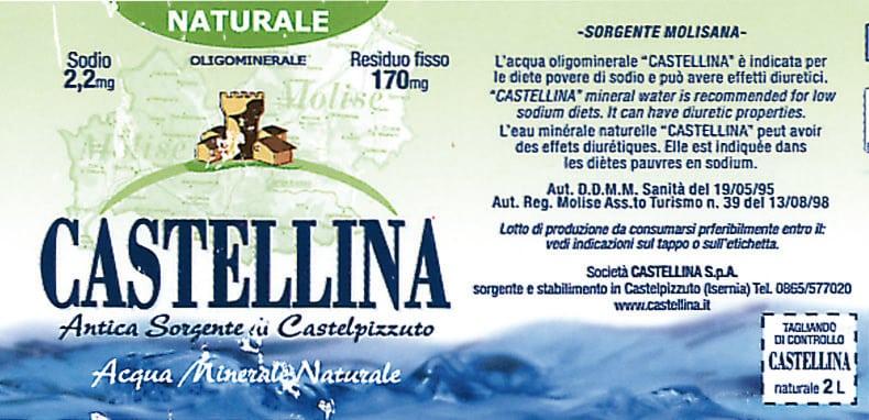 Acqua Castellina