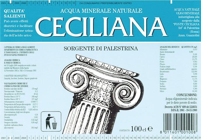 Acqua Ceciliana