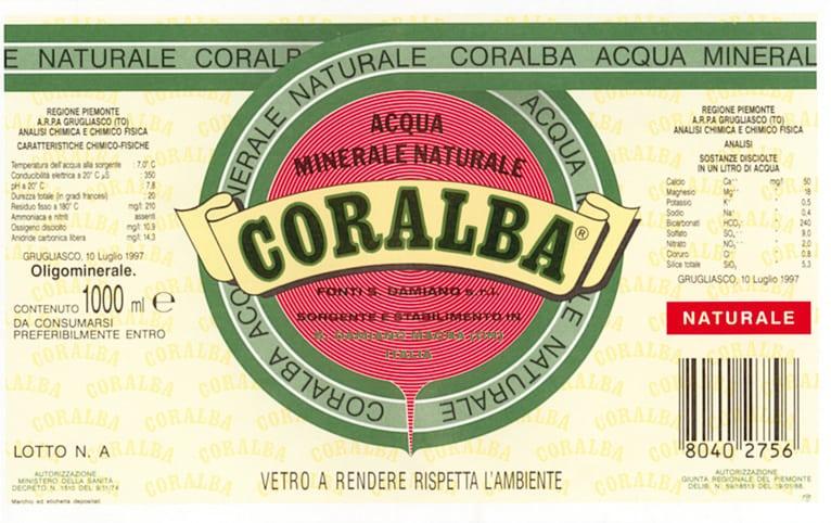 Acqua Coralba