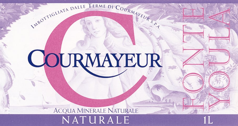 Acqua Courmayeur, Fonte Youla