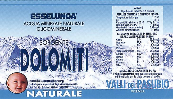 Acqua Dolomiti
