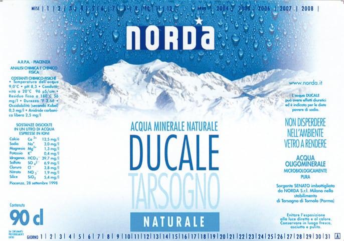 Acqua Norda – Ducale Tarsogno