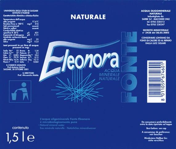Acqua Eleonora