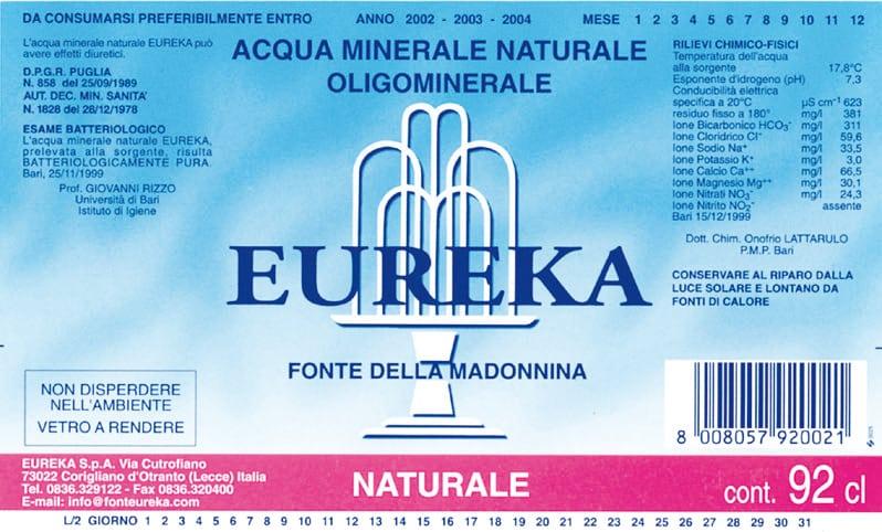 Acqua Eureka