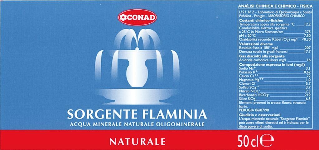 Acqua Flaminia