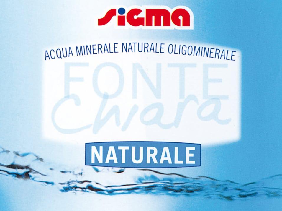 Acqua Fonte Chiara