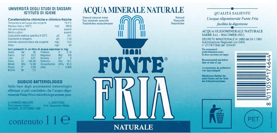 Acqua Fria