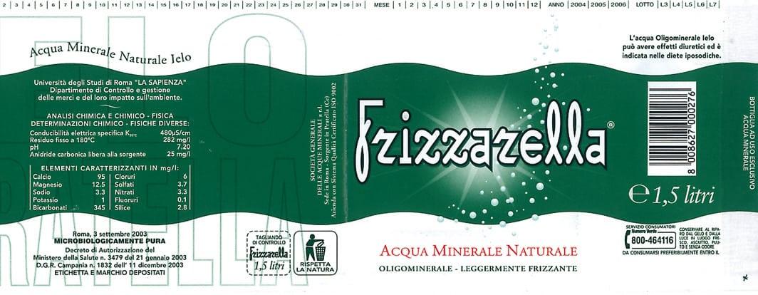 Acqua Frizzarella