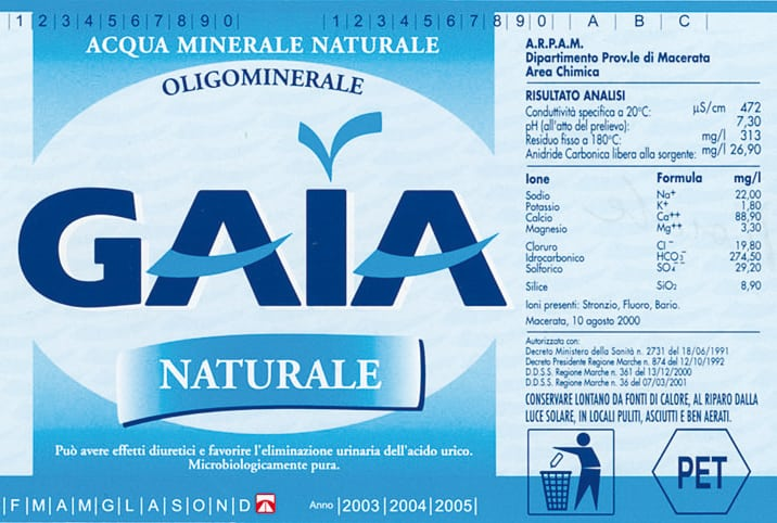 Acqua Gaia