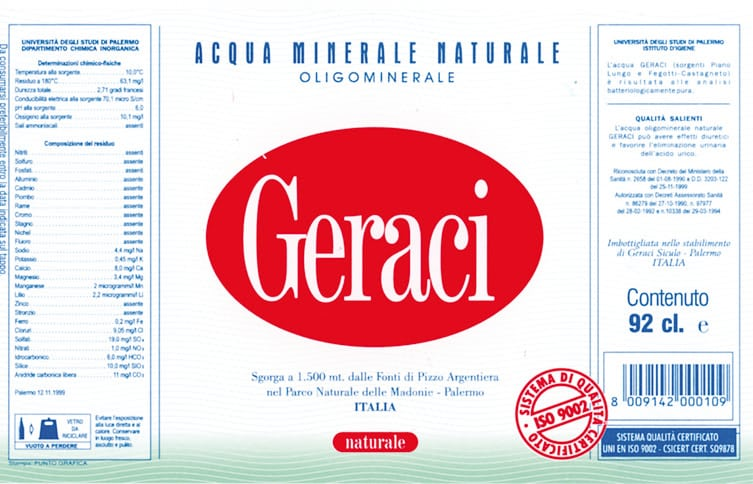 Acqua Geraci