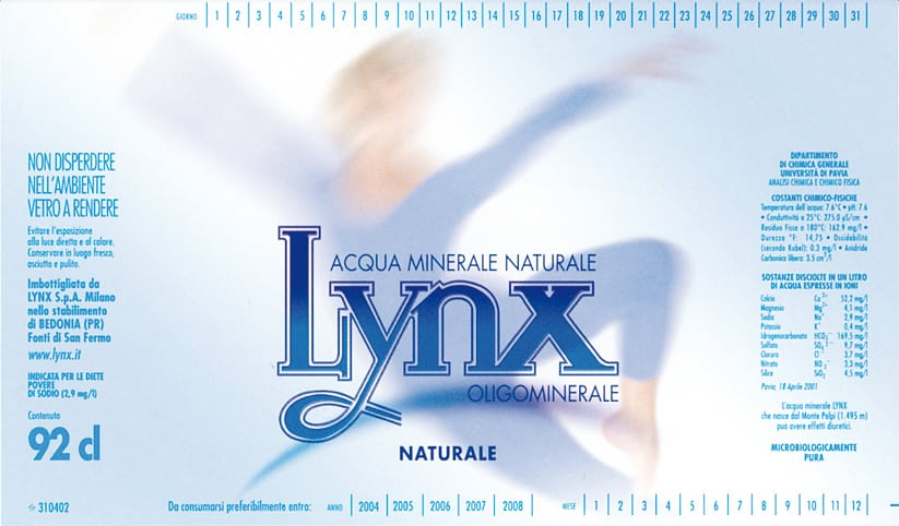 Acqua Lynx