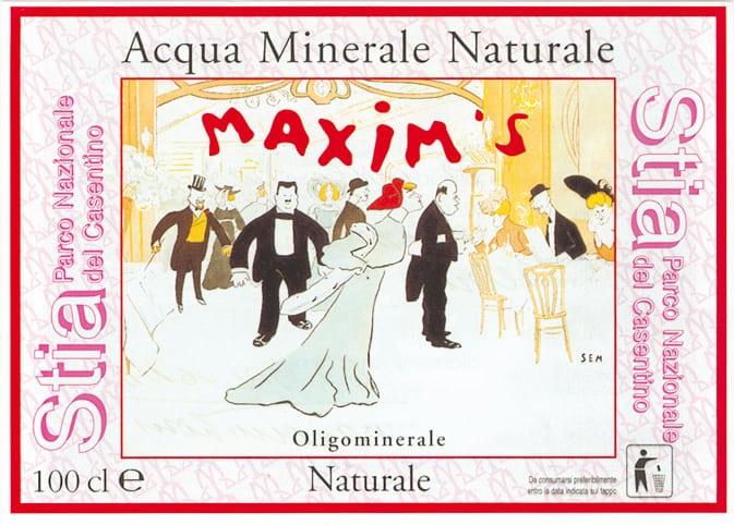 Acqua Maxim's