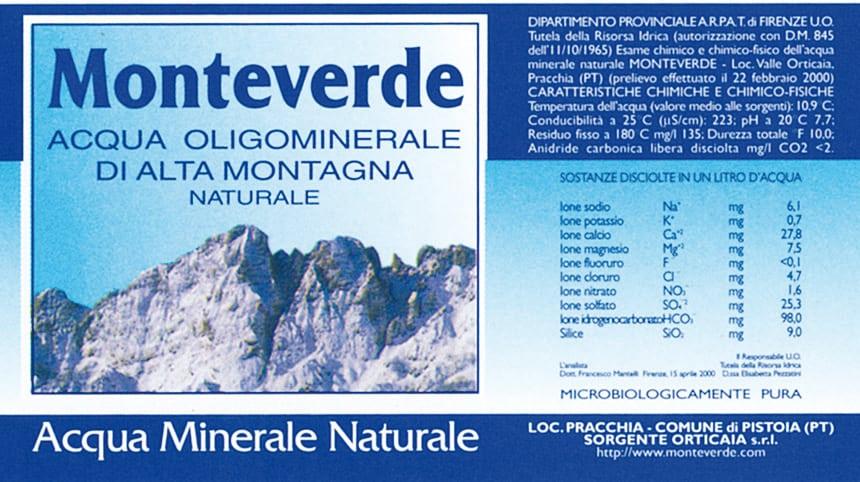 Acqua Monteverde