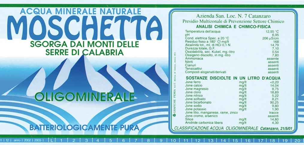 Acqua Moschetta