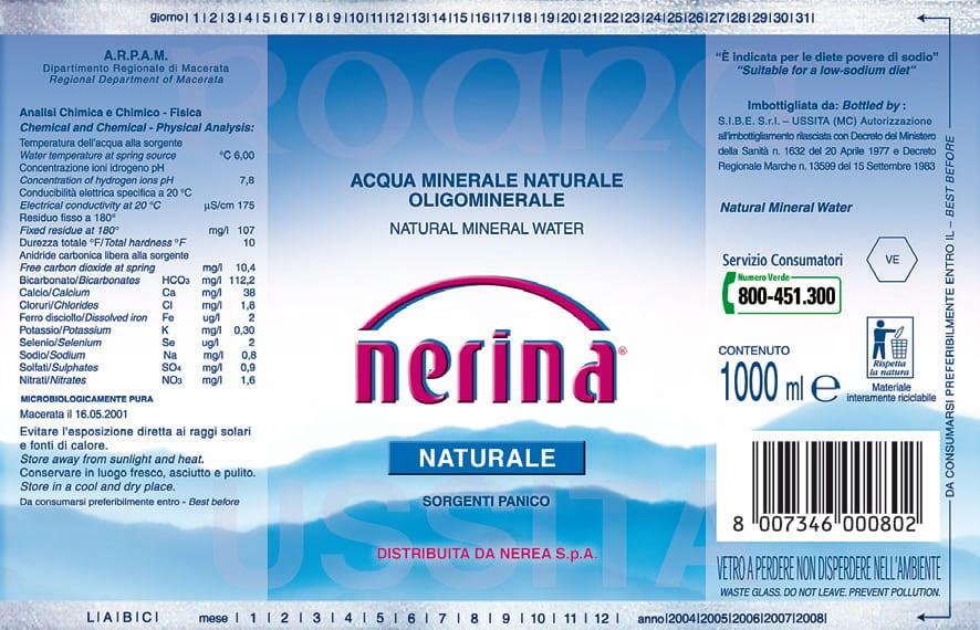 Acqua Nerina
