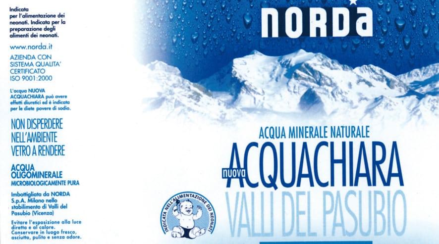 Acqua Norda – Nuova Acquachiara
