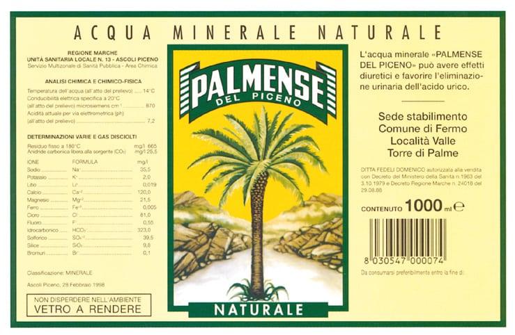 Acqua Palmense