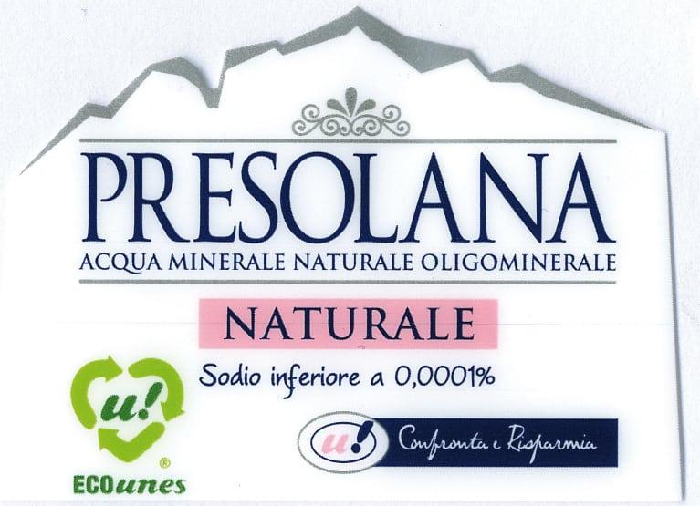 Acqua Presolana
