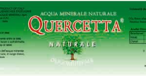 Acqua Quercetta
