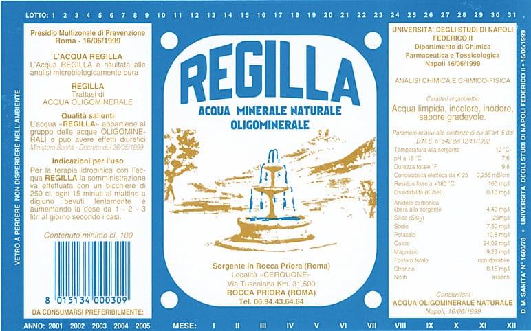 Acqua Regilla