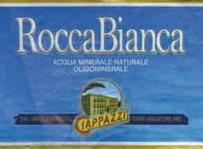 Acqua RoccaBianca