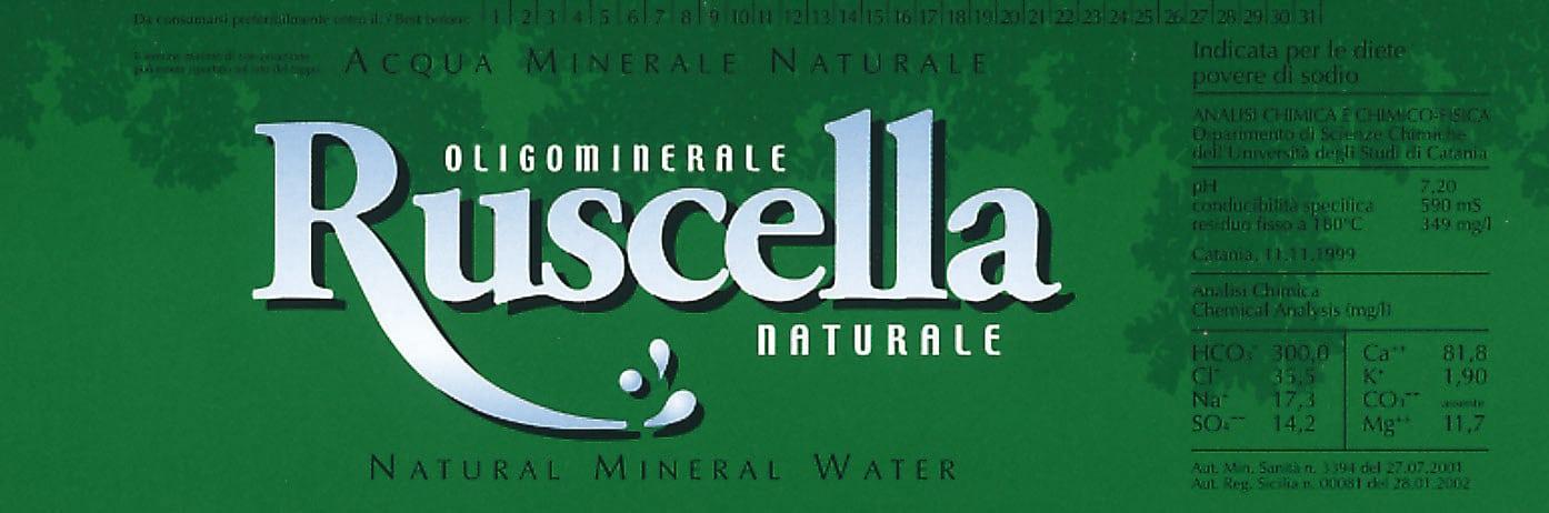 Acqua Ruscella