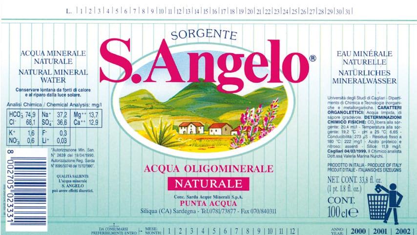 Acqua Sant'Angelo