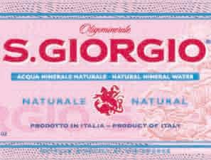 Acqua San Giorgio