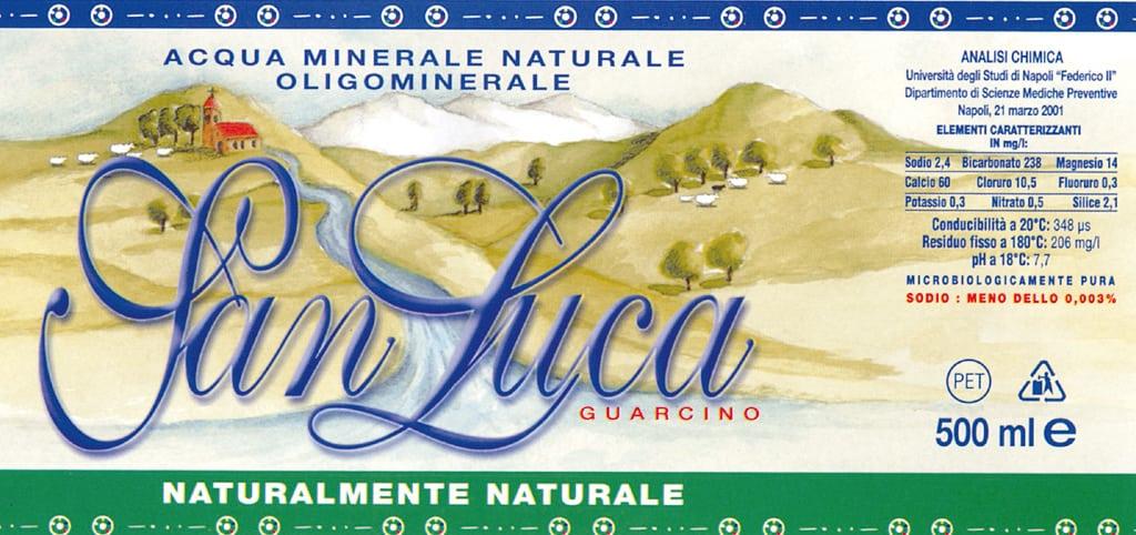 Acqua San Luca
