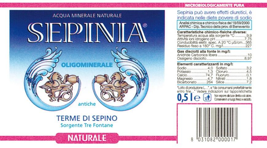 Acqua Sepinia