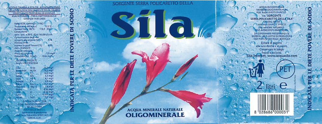 Acqua Sila
