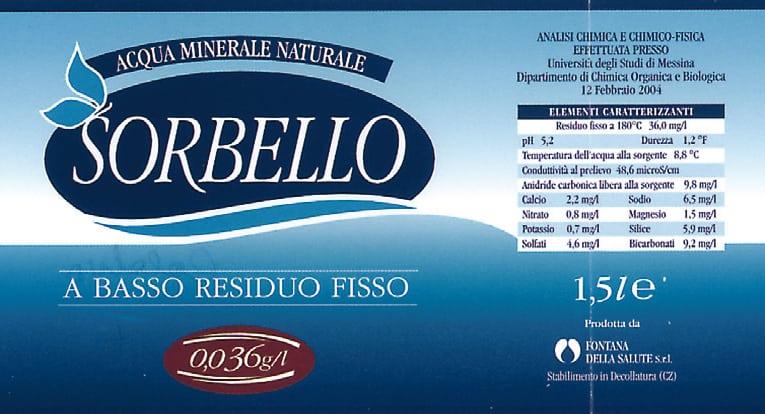 Acqua Sorbello