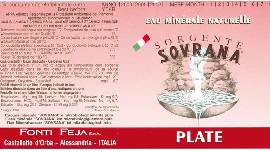 Acqua Sovrana