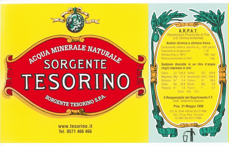 Acqua Tesorino