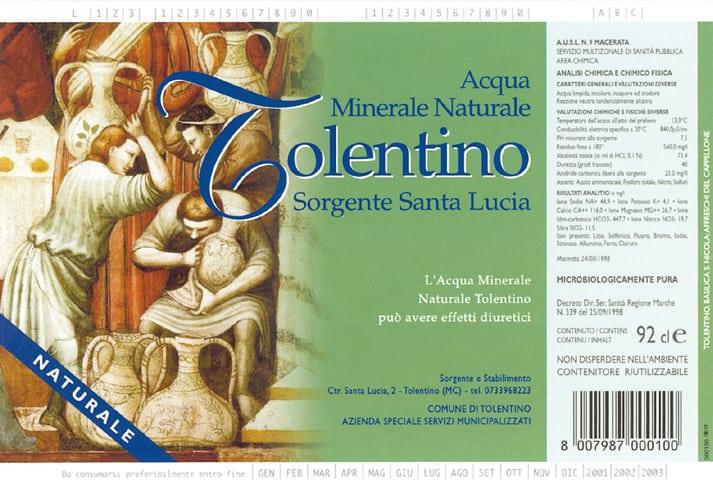 Acqua Tolentino