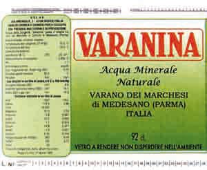 Acqua Varanina