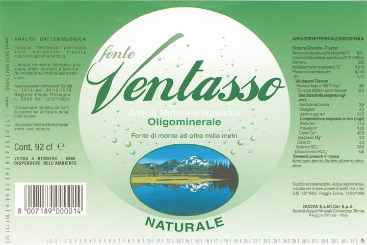 Acqua Ventasso