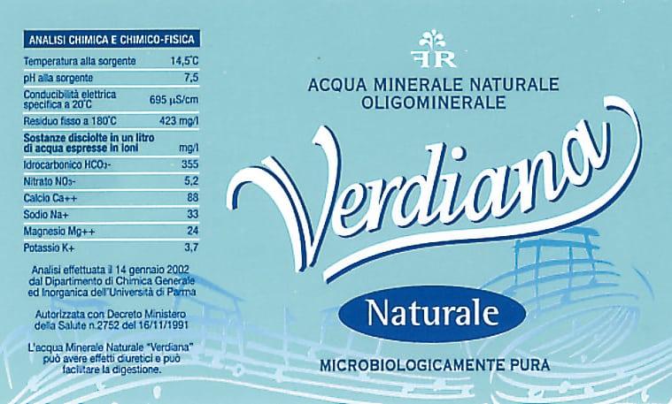 Acqua Verdiana