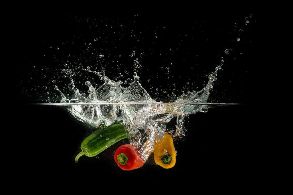 Cucinare con l'acqua