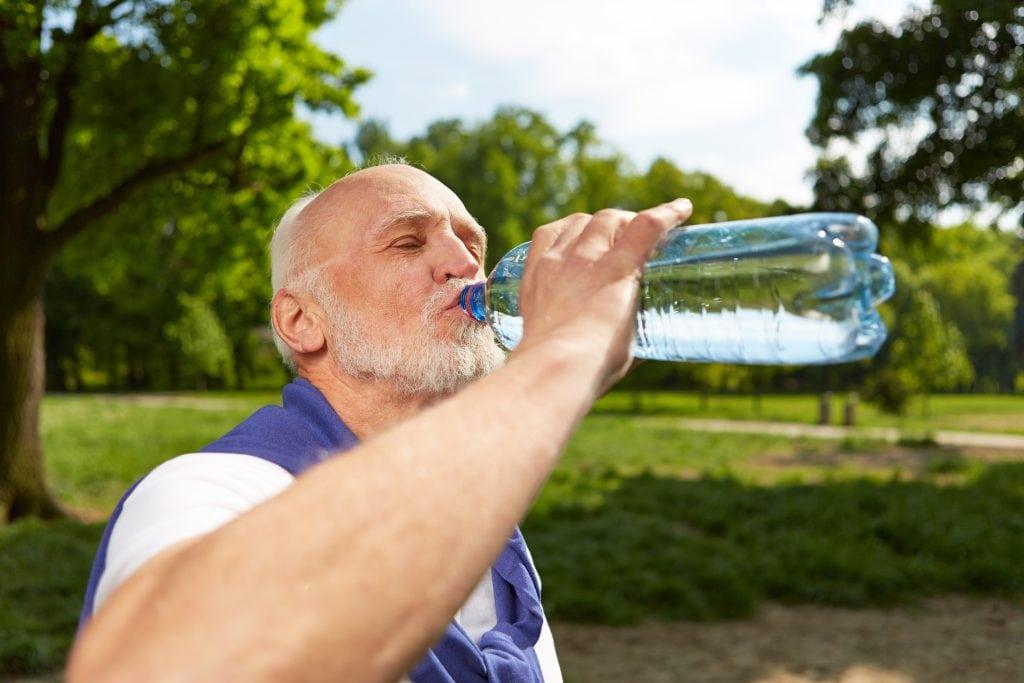 acqua da bere per insufficienza renale