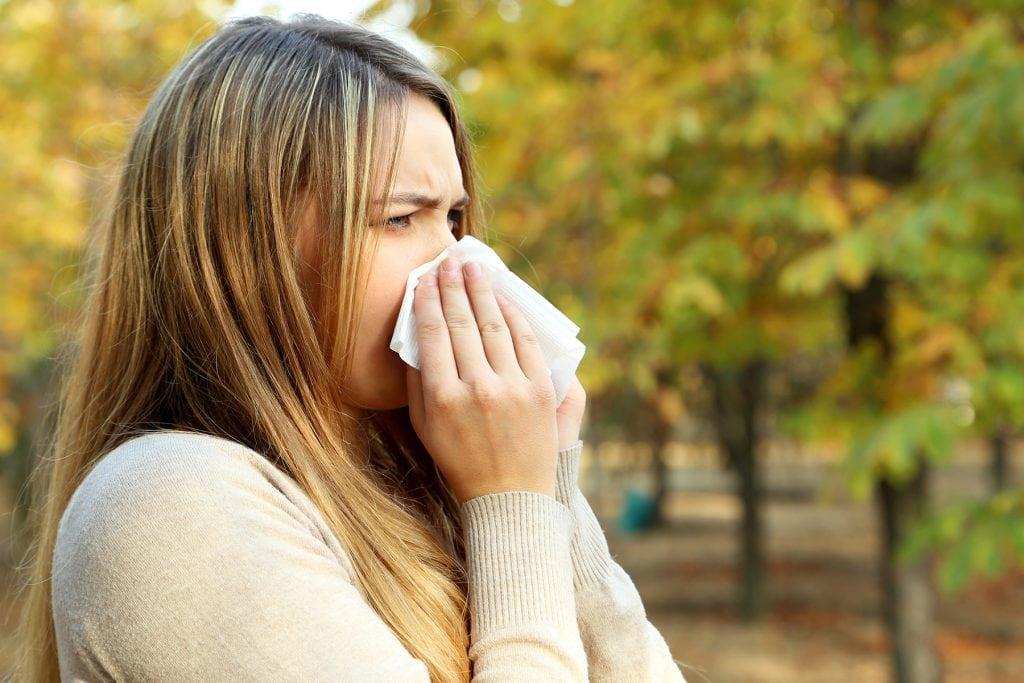 Bere acqua per combattere l'influenza