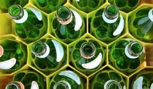 Ciclo di vita delle bottiglie di acqua minerale
