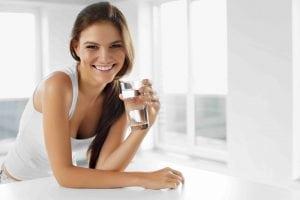 Acqua per chi soffre di cistite