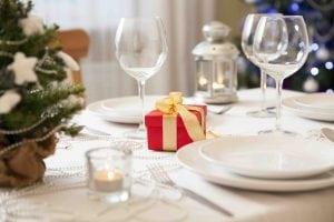 Natale a Palermo piatti tipici e abbinamenti con l'acqua